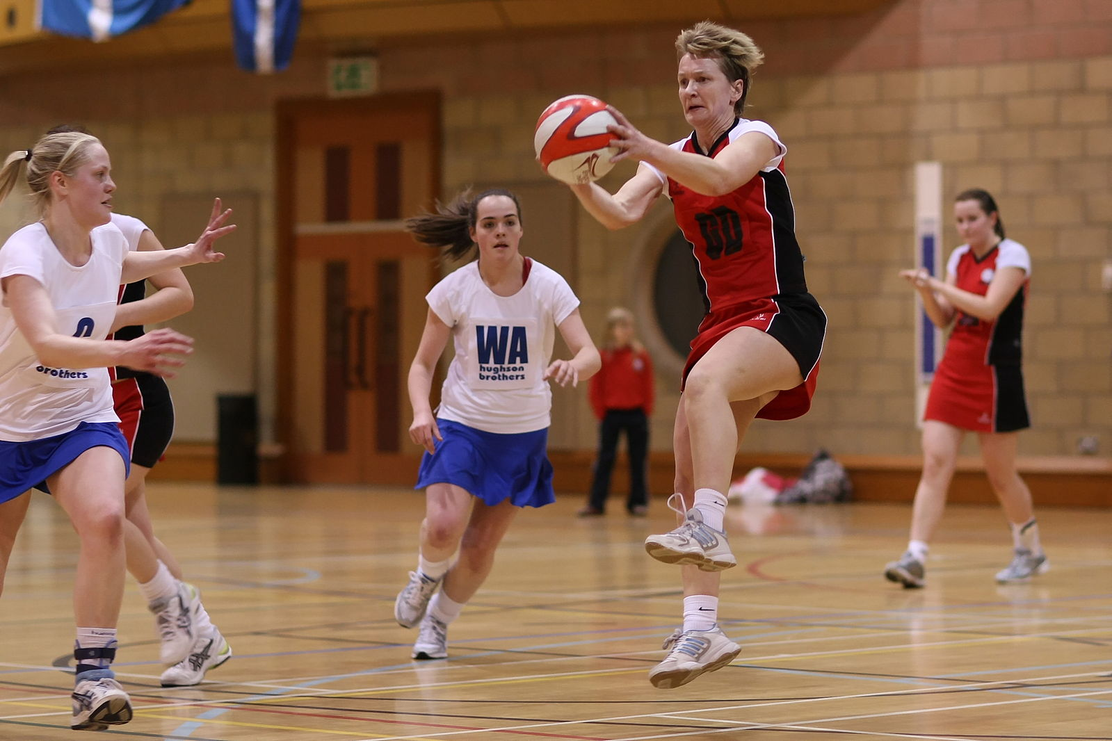 What is Fast5 netball?